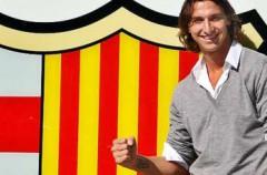 Zlatan Ibrahimovic ya está en Barcelona y será presentado a las 19:00 horas
