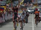 Tour'09 Etapa 8: el murciano Luis León Sánchez consigue el primer triunfo español