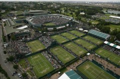 Wimbledon, cuartos y semis