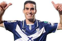 Alfaro es nuevo jugador del Tenerife por una campaña