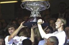 El Real Madrid golea por 4-0 al Rosenborg en el Trofeo Santiago Bernabéu
