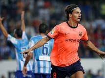 Barça y Sevilla vencen a domicilio mientras que Valencia y Atlético empatan