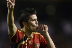 La selección española le endosa una manita a Bélgica