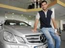 Los jugadores del Valencia CF viajarán en Mercedes gracias al acuerdo entre ambas entidades