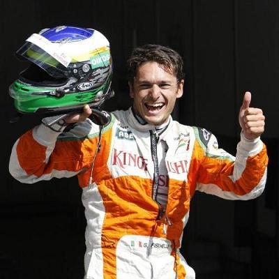 Giancarlo Fisichella será el sustituto de Badoer para pilotar el Ferrari
