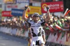 Vuelta a España 09 Etapa 10: Gerrans ya tiene su trío de ases