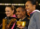 Golden League: Bekele, Richards e Isinbayeva se reparten el millón de dólares