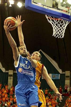 Eurobasket 2009: análisis de Grecia, rival de España en semifinales