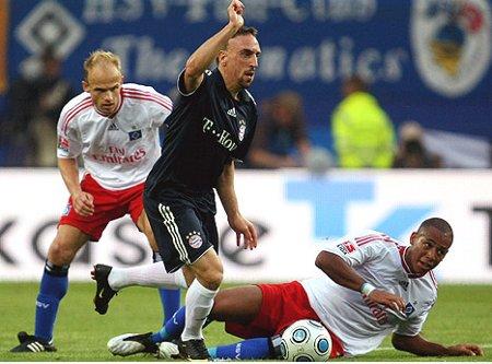 Bundesliga Jornada 7: el Hamburgo se sostiene en cabeza tras vencer al Bayern