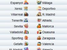 Liga Española 2009/2010 1ª División: previa, horarios y retransmisiones de la Jornada 4