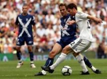 1ª División: El Real Madrid supera a un Tenerife que agradó al fútbol