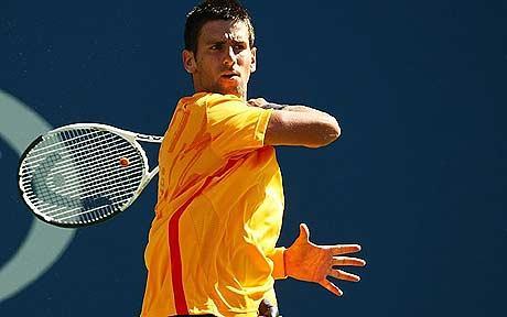US Open: Federer, Djokovic y Verdasco siguen adelante