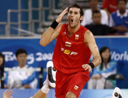 Rudy podría perderse el inicio del Eurobasket