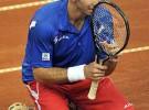 Copa Davis: República Checa toma ventaja y gana por 0-2 a Croacia
