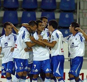 1ª División: El Tenerife logra una sufrida victoria frente a un Athletic encerrado.