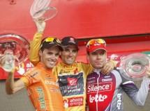 Alejandro Valverde se proclama ganador de la Vuelta a España 2009