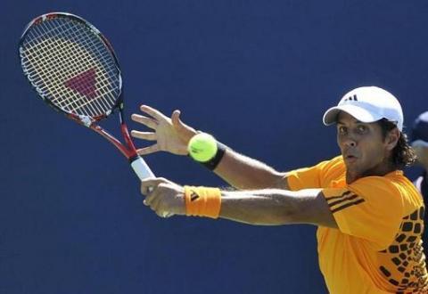 US Open: Verdasco y un sorprendente Iván Navarro pasan pero se despide Feliciano López