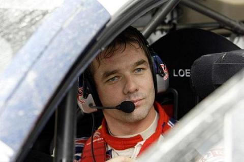 Mundial de Rallies: Loeb toma más ventaja sobre Hirvonen en la segunda jornada