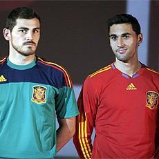Iker Casillas homenajeará con su uniforme a Arconada