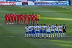 El Tenerife perdió 1-2 ante el Sevilla