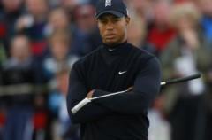 Tiger Woods sale casi ileso tras un accidente de coche
