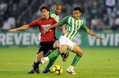 Liga Española 2009/10 2ª División: el Betis vuelve a la zona de ascenso en la Jornada 16