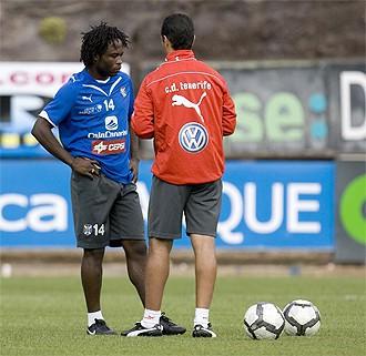 Dani Kome no irá convocado a la Copa África
