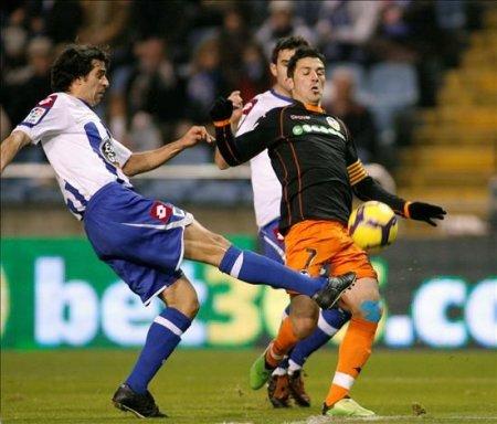 Liga Española 2009/10 1ª División: crónica del resto de la jornada 15