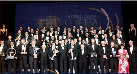 Button, Vettel, Loeb, Soucek y Seat, entre los premiados en la Gala Anual de la FIA