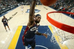 NBA: Carmelo Anthony y Lebron James, MVP's del mes de Noviembre