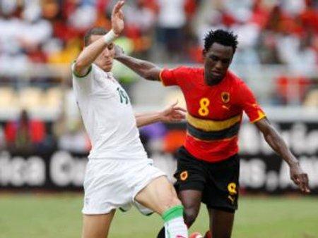 Copa África: Angola y Argelia, clasificadas del Grupo A
