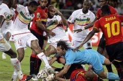 Copa África: espectacular jornada inagural
