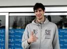 Ante Tomic, nuevo fichaje para la sección de baloncesto del Real Madrid
