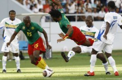 Copa África: Gabón sorprende a Camerún