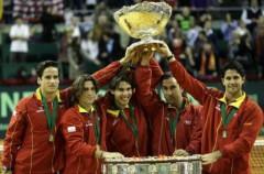 Copa Davis: Logroño es la sede elegida para la eliminatoria entre España y Suiza