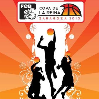 Copa de la Reina 2010 de baloncesto femenino en Zaragoza
