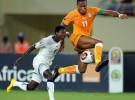 Copa África: Costa de Marfil, primer cuartofinalista