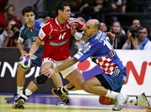 Europeo de balonmano: Croacia elimina a Dinamarca, y ya tenemos los cruces de semis