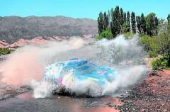 Dakar 2010 Etapa 12: Carlos Sainz gana la especial pero Al-Attiyah es segundo a menos de un minuto