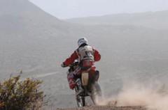 Dakar 2010 Etapa 12: Francisco 'Chaleco' López se lleva la etapa y Marc Coma es cuarto