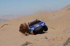 Dakar 2010 Etapa 10: Carlos Sainz gana y aleja un poco más a Nasser Al-Attiyah, Stéphane Peterhansel es segundo