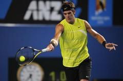 Open de Australia 2010: Nadal, Murray, Roddick y Del Potro comienzan con victoria