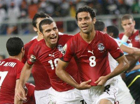 Egipto derrotó a Argelia por 4-0 y jugará la final de la Copa de África