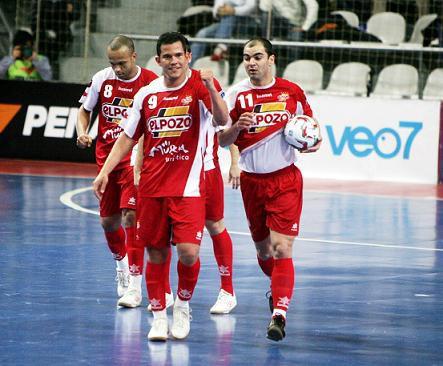 ElPozo Murcia, finalista de la Supercopa en Vigo