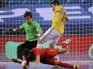 Eurocopa Fútbol Sala: España golea a Portugal y se enfrentará a Rusia en cuartos de final