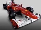 Ferrari presenta el F10, el nuevo coche de Alonso