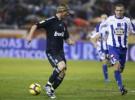 El Real Madrid gana por 1-3 al Deportivo de la Coruña con doblete de Benzema y genialidad de Guti