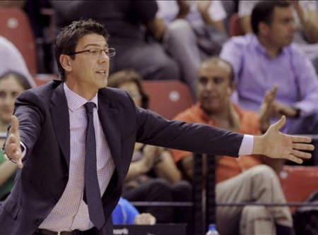 Katsikaris, ex de Valencia Basket, es el nuevo entrenador del Bilbao Basket
