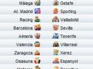 Liga Española 2009/10 1ª División: horarios y retransmisiones de la Jornada 18 con Athletic-Real Madrid y Barcelona-Sevilla