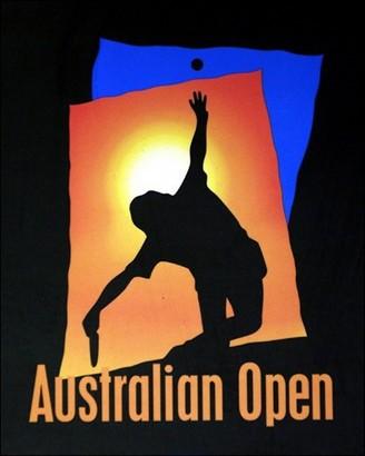 Logotipo del Australian Open